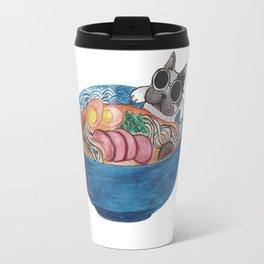 Frenchie Ramen Travel Mug