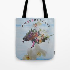 Anthophilous Tote Bag