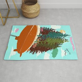 FOREST BLIMP Rug