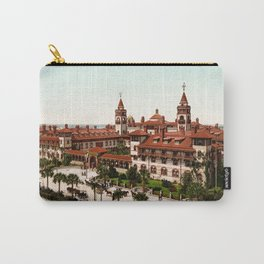 The Ponce de Leon, St. Augustine, Florida, 1902 Carry-All Pouch