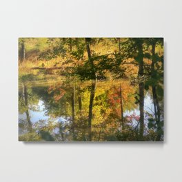 The Nature of Autumn Metal Print
