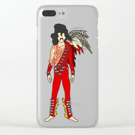 Freddie 2 Clear iPhone Case