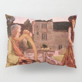 Turlough O'Carolan and Mrs Judge Pillow Sham