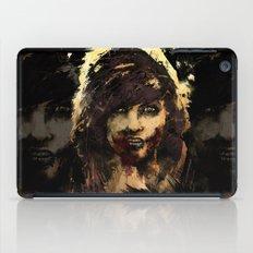 Female Zombie iPad Case