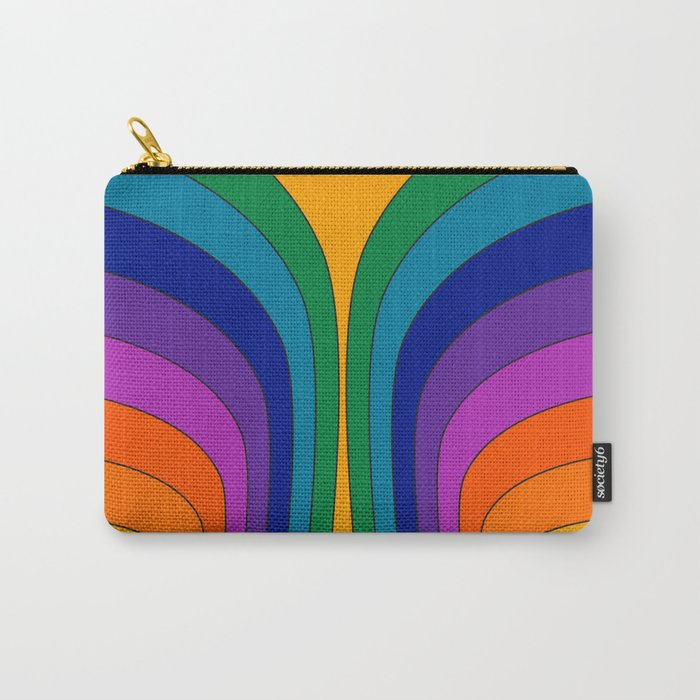 Summertime Wing Carry-All Pouch
