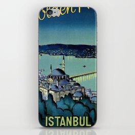 Golden Horn Istanbul iPhone Skin