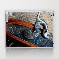 BlackPowder Laptop & iPad Skin