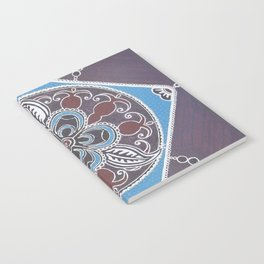 Purple Mandala Notebook