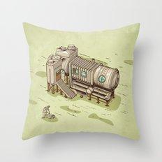 Cam Suite Throw Pillow