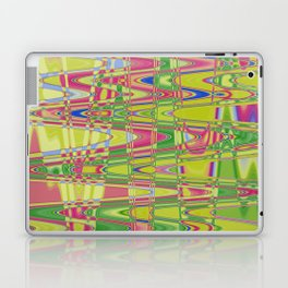Playing with waves 4 Laptop & iPad Skin