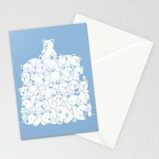 Bear T-Shirt Hibernation Kids Stationery Cards