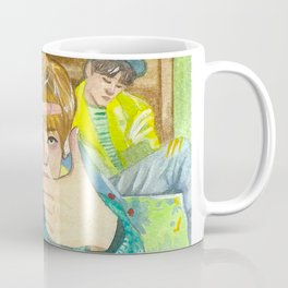 Taehyung BTS Spring Day Study Coffee Mug