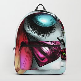 Neon Blood Backpack