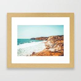 Vitamin Sea #photography #nature Framed Art Print