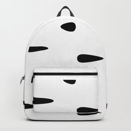 Rorschach (White) Backpack
