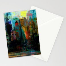 A moment in your city Stationery Cards