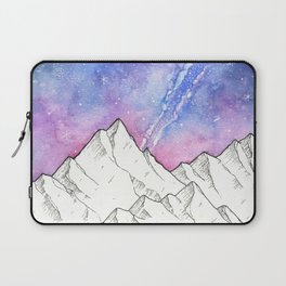 Mountains in the Evening Laptop Sleeve