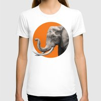 eric fan T-shirts featuring Wild 6 by Eric Fan & Garima Dhawan by Garima Dhawan