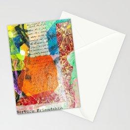 Nurture Friendship Stationery Cards