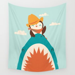 Yeehaw! Wall Tapestry