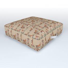Boxer Yoga Outdoor Floor Cushion