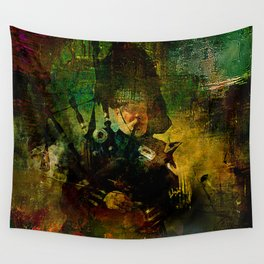 Scotland the brave Wall Tapestry