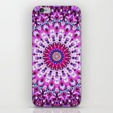ARABESQUE PINK iPhone & iPod Skin