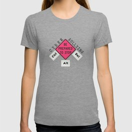 Stop Cyber Bullying Please T-shirt