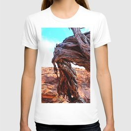 Patterns of the Outback T-shirt