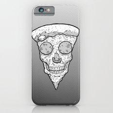 Skull Slice BW iPhone 6s Slim Case