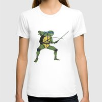 leonardo T-shirts featuring Leonardo by Neal Julian