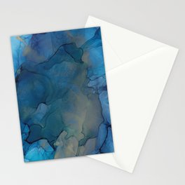 Copper Injection Stationery Cards