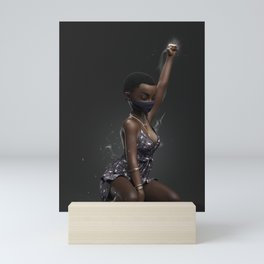 BlackLivesMatter Mini Art Print