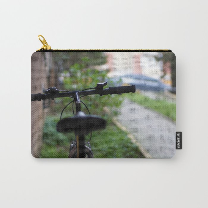 You can't buy happiness but you can buy a bike Carry-All Pouch