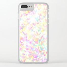Retro Clear iPhone Case