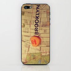 I Love You Brooklyn iPhone & iPod Skin