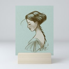 Spined Mini Art Print