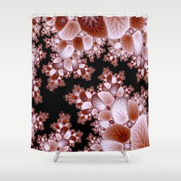 Crack in the Cosmic Fractal Shower Curtain
