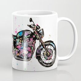 Motorcycle - Bonneville Triumph T100  Coffee Mug