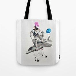 Abjectified: Skunk Works Tote Bag