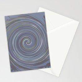 VERTIGO GREY Stationery Cards