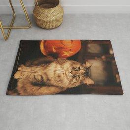 Cat by Karly Jones Rug