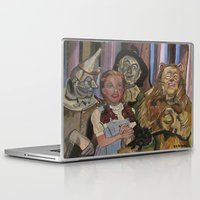 oz Laptop & iPad Skins featuring OZ  by Robert E. Richards