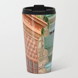 Al Balad Blue Travel Mug