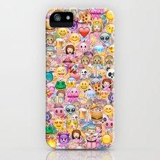 emoji / emoticons iPhone (5, 5s) Slim Case