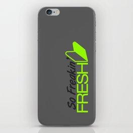 So Freakin' Fresh v4 HQvector iPhone Skin