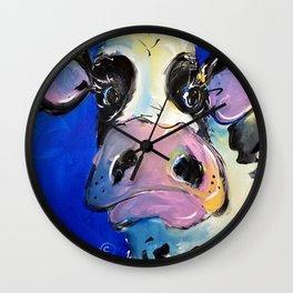 Utter Curiousity Wall Clock