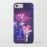 chibi iPhone & iPod Cases featuring Sailor Chibi Chibi Moon by Neo Crystal Tokyo