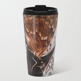 Two Butterflies Travel Mug
