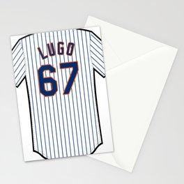 Seth Lugo Jersey Stationery Cards